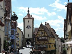 Good Franconian food and wine
