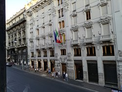 im Herzen Rom's