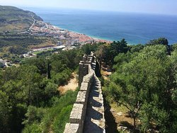 Portugalska - Sesimbra Walking Tours