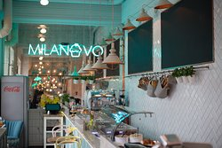 Milanovo Bread & Vine & Cafe