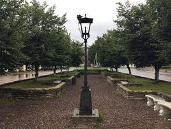 Monument the Street Lantern
