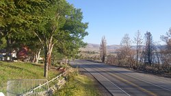 Nice cosy lodge with great Mono Lake view