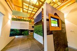 Serra de Santa Barbara Interpretation Centre