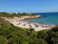 Playa de Sant Jordi