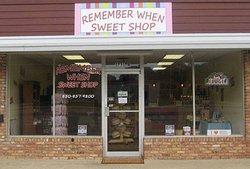 Remember When Sweet Shop