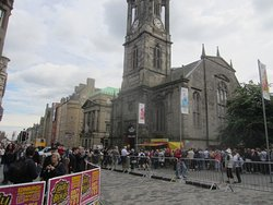Royal Mile Market