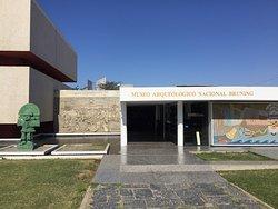 Museo Arqueologico Nacional Bruning