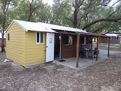 Caroline Thomson Cabins
