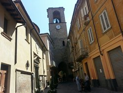 Torre di Porta Soprana