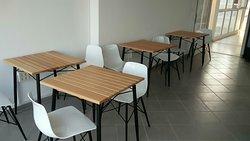 CoZi - Coworking café