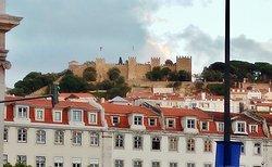 Замок на вершине Холма
