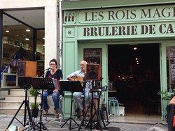 Cafe Les Rois Mages