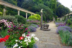 Iford Manor: The Peto Garden