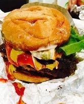 Fat Ronnie's MV Burgers