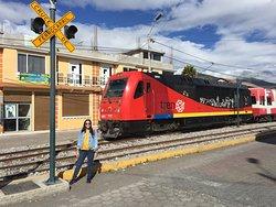 Trenes Turisticos en Ecuador