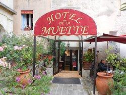 Logis Hotel de la Muette