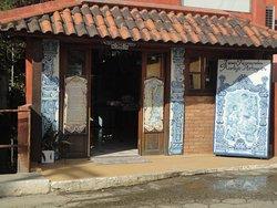 Atelier Jesus Fernandes Azulejos Português