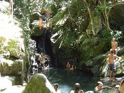 Trilha Cachoeira da Solidao