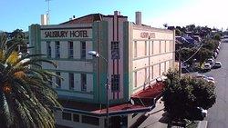 Salisbury Hotel, Stanmore