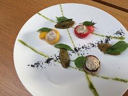 Soirée menu gastronomique excellente !!!!