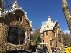 House at Park Guell