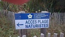 Accès plage préventif :)