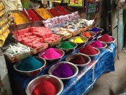 The colour run (real colours)