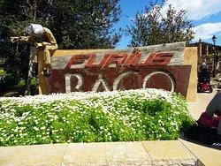 PortAventura - Furius Baco