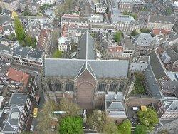 """il """"Domkerk"""" visto dalla Torre"""