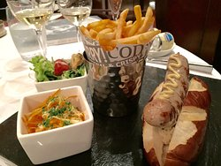 Well presented and flavourful!