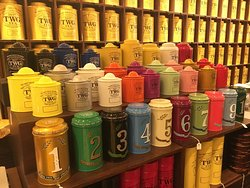 TWG Tea Boutique