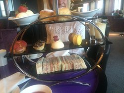 Afternoon Tea in Sky Bar