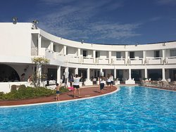 Great hotel great location for a family holiday