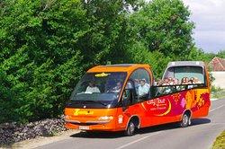 Quercybus La Navette Day Tours