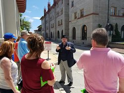 St. Augustine City Walks