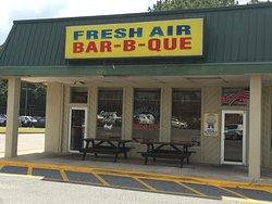 Fresh Air Bar-b-Que Of Macon