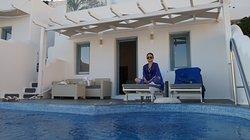 Angels Infinity Pool Suite