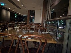 Best steaks and great view of Darling Harbour