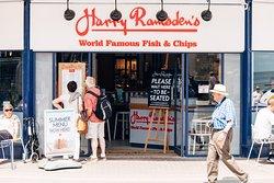 Harry Ramsden's - Swanage