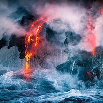 Hawaiian Lava Boat Tours