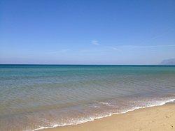 Spiaggia di Alcamo Marina