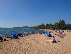 Strandgedeelte