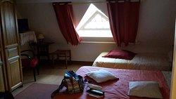 Chambre Dune (avec salle de bain/wc privative dans la chambre)