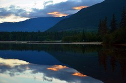 Lakelse Lake Provincial Park