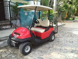 San Pancho Golf Cart Rental