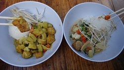 Galiano's Wild1 Cookhouse Thai & Seasonal Cuisine