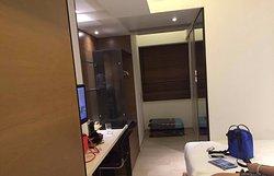 ห้องพักใหม่ สะอาด ห้องใหญ่กว่าที่อื่น เดินทางง่าย