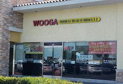 Wooga Korean BBQ House