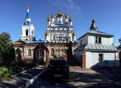 Temple of the Akhtyrskaya Icon of Mother of God
