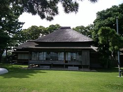 Hirobumi Ito Old Villa in Kanazawa